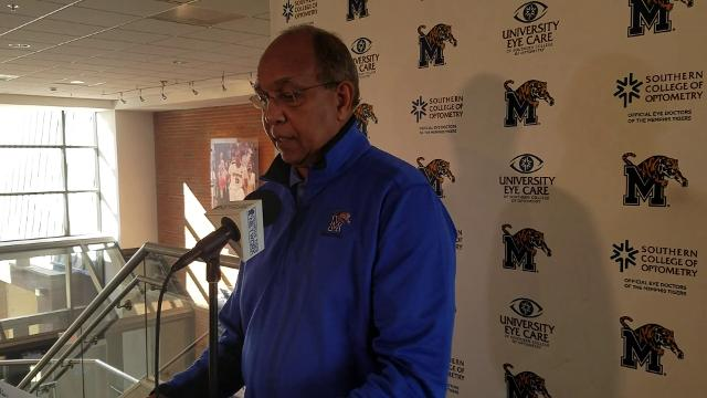 Tubby Smith previews senior night vs. Tulane