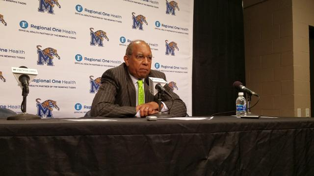 Tubby Smith on the Tigers' second half surge vs. Tulane