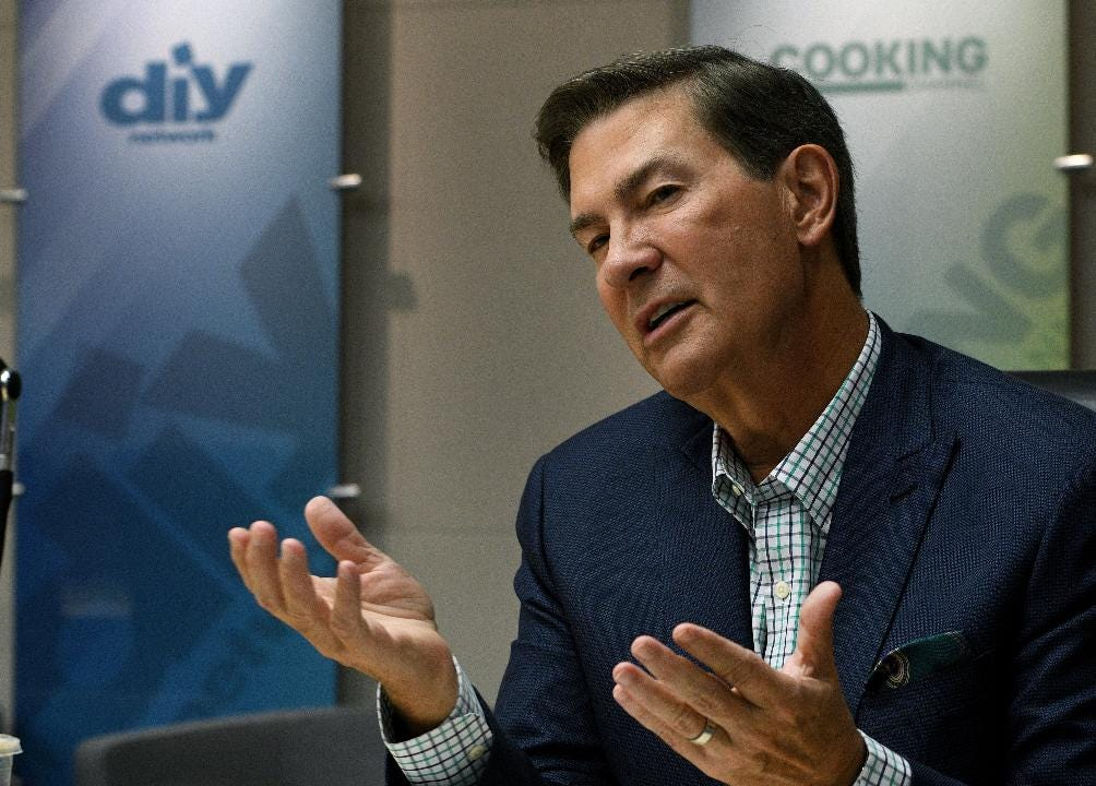 Ken Lowe shares insights into Scripps Networks Interactive