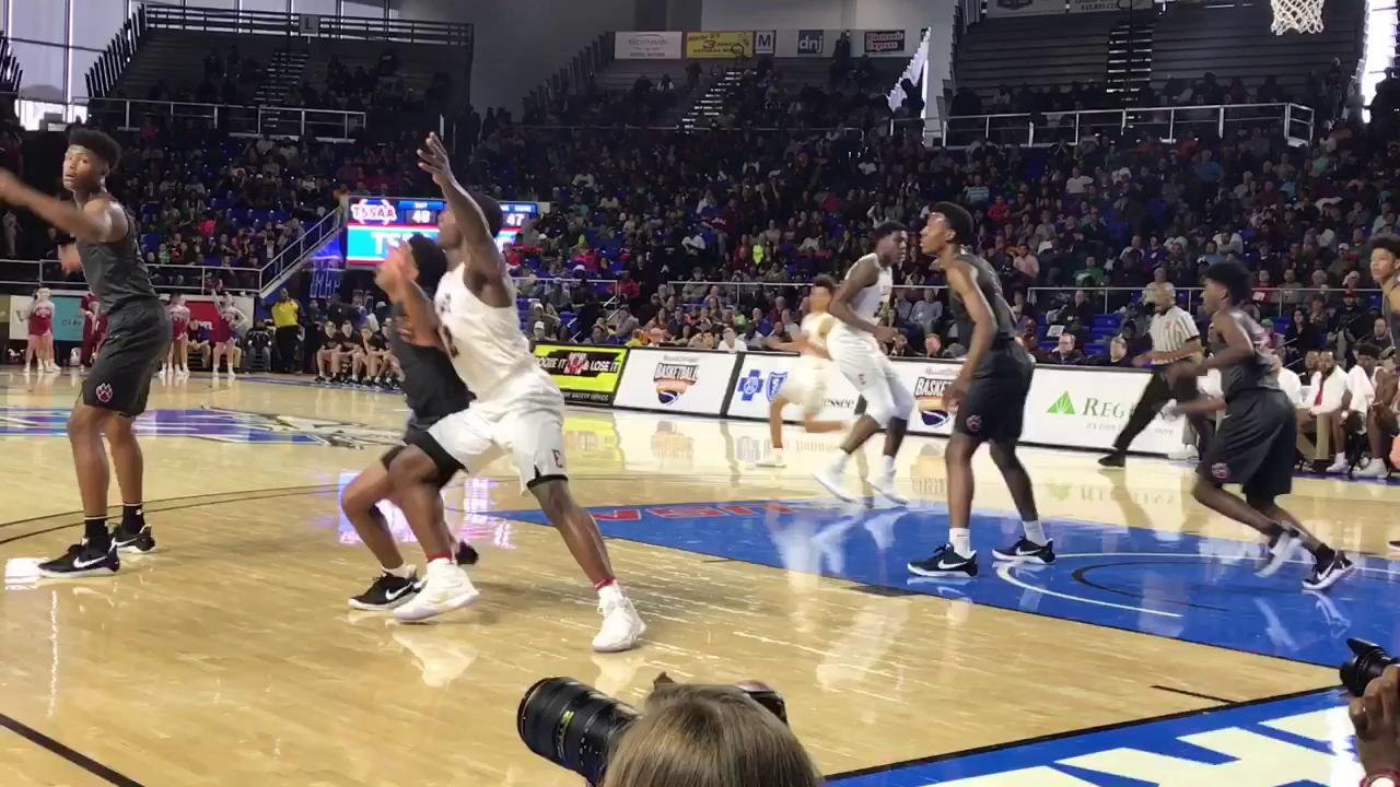Video: Memphis East edges Oak Ridge