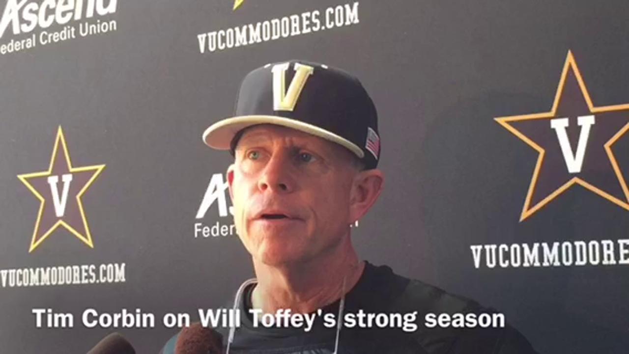 Will Toffey's resurgence as a Vandy slugger