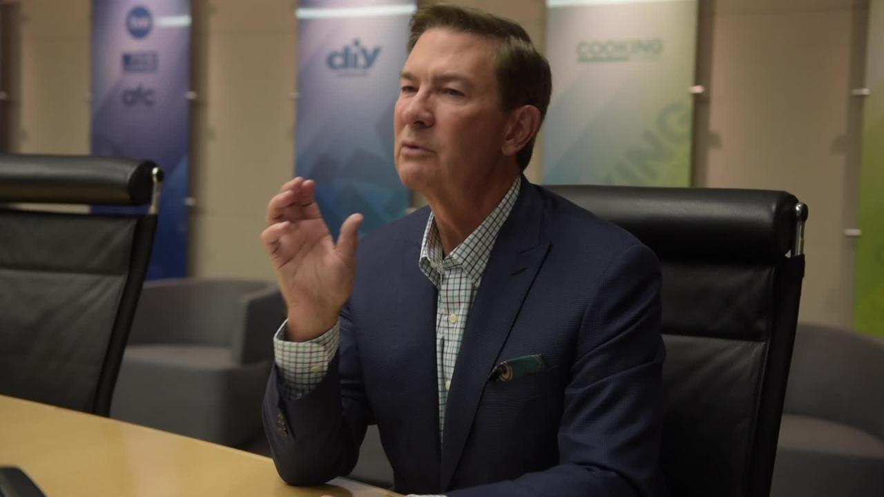 Ken Lowe explains success of Scripps Networks