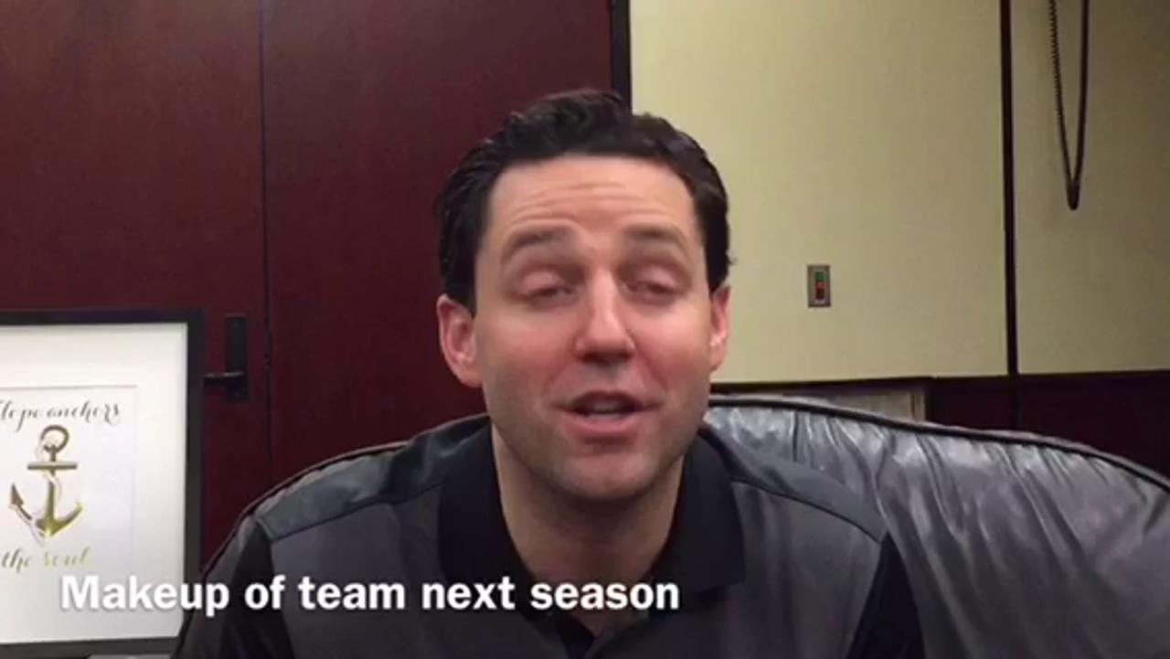 Bryce Drew recaps first Vanderbilt season