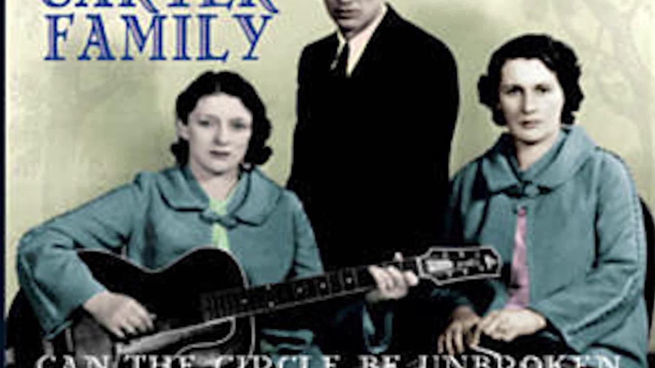 Mother Maybelle Carter was country music's first guitar hero