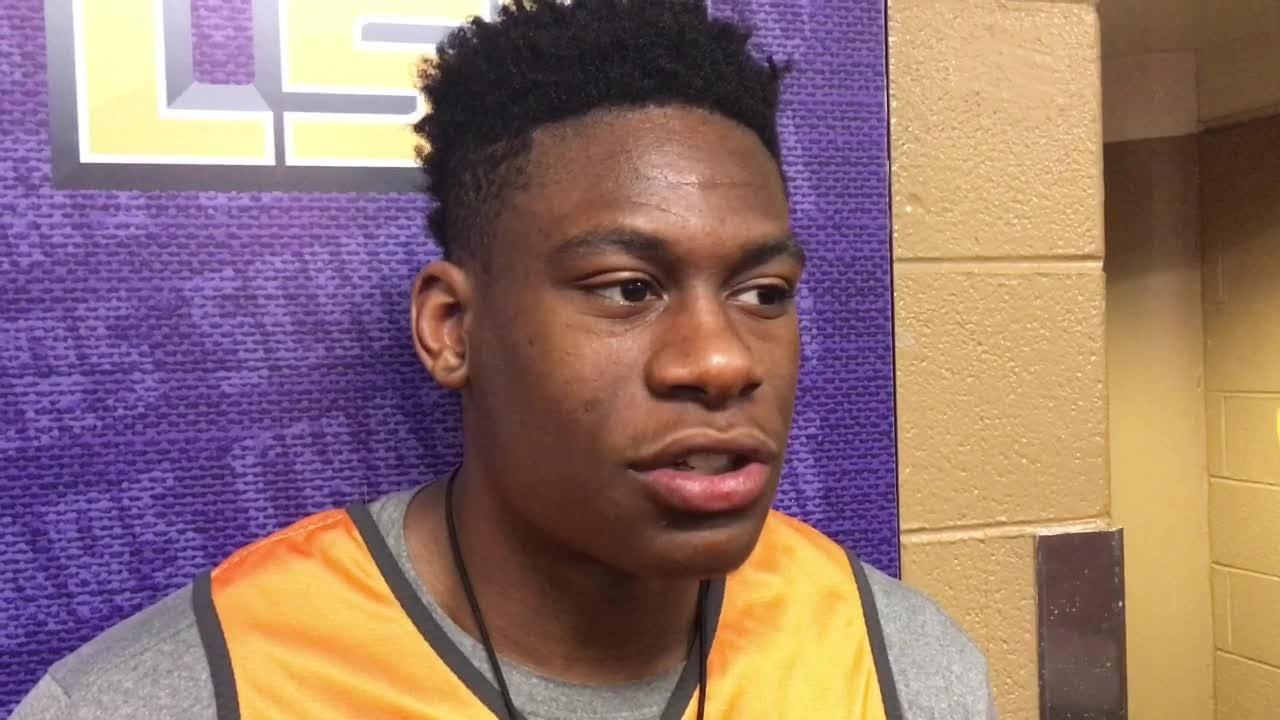 Admiral Schofield: you've got to get in that tournament mindset