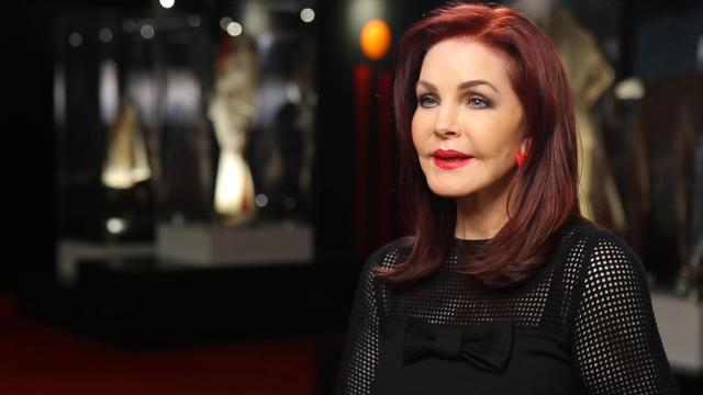 Priscilla Presley reminisces about boating with Elvis Presley