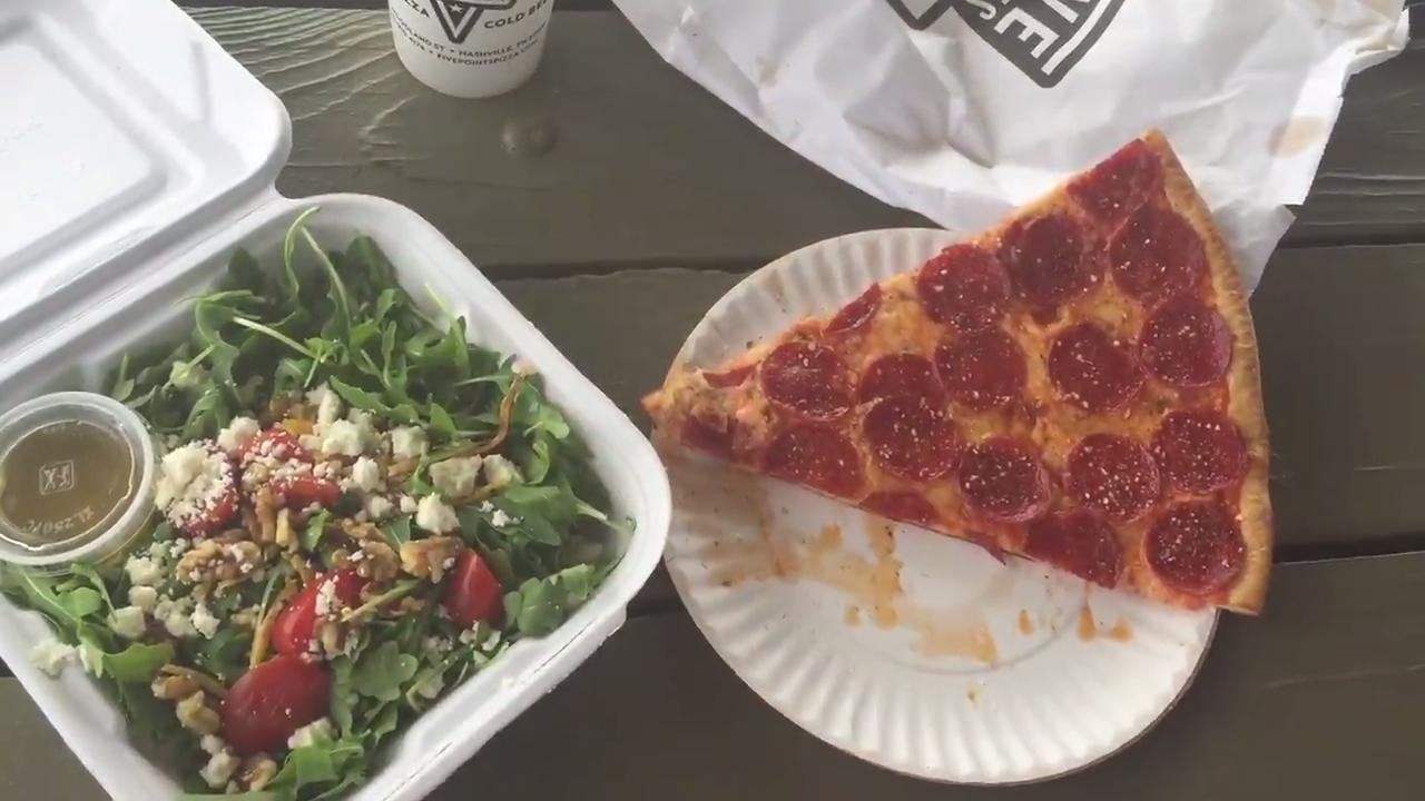 Nashville $10 lunch: Five Points Pizza