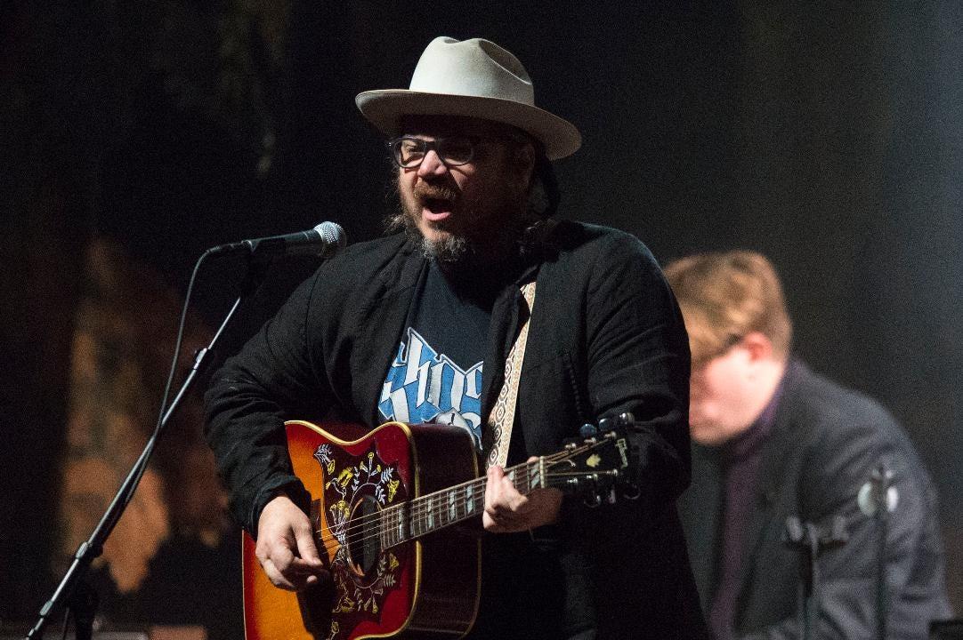 Video: Scenes before Wilco concert