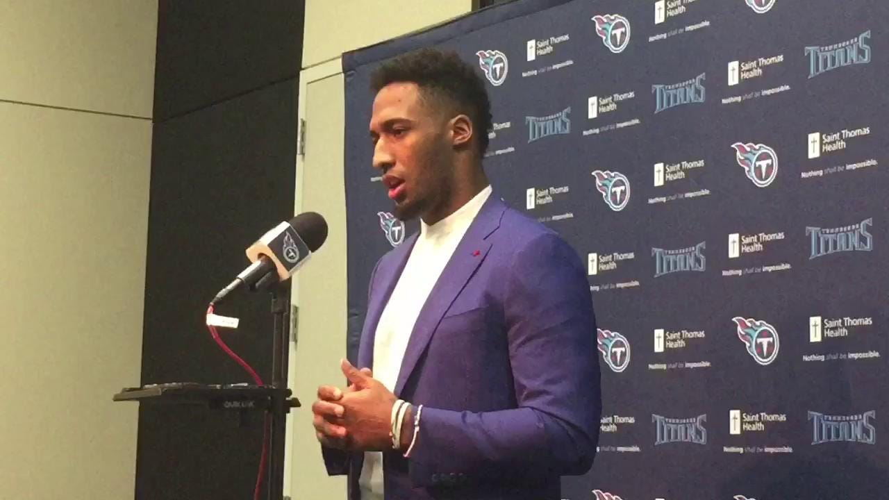 Logan Ryan: No Titans hard sell needed