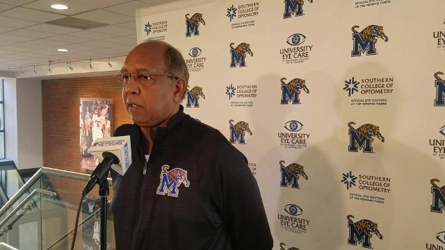 Tubby Smith on expectations, distractions and more