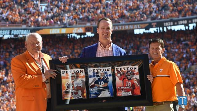 How Peyton Manning spent his first year of retirement