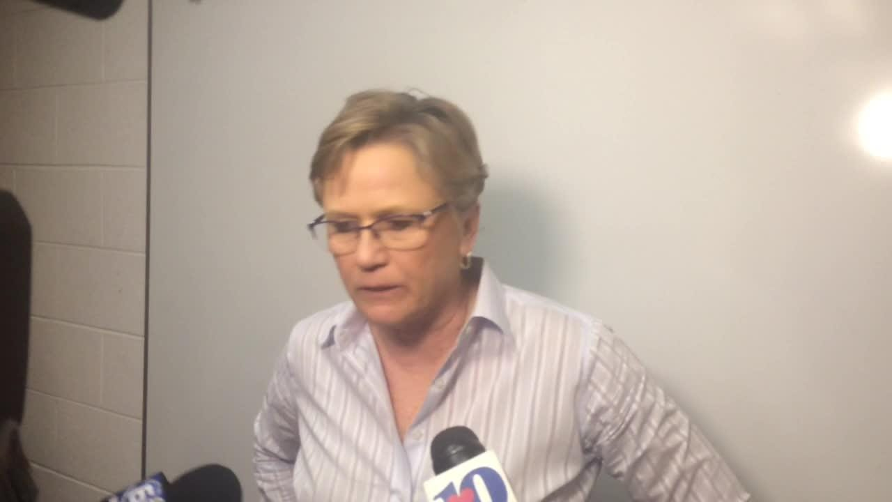 Video: Holly Warlick on loss to Louisville
