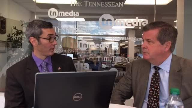 Chat with gubernatorial candidate Karl Dean