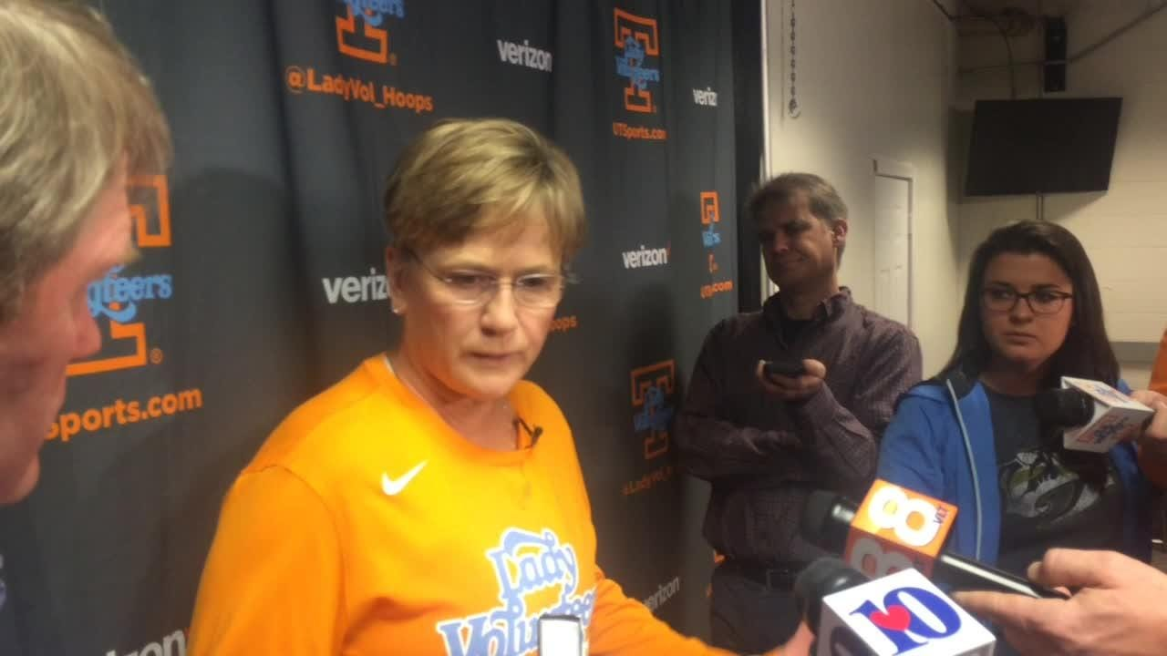 Lady Vols'  'Big 3' honored by SEC