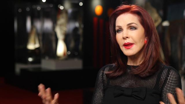 Priscilla Presley discusses expansion at Graceland