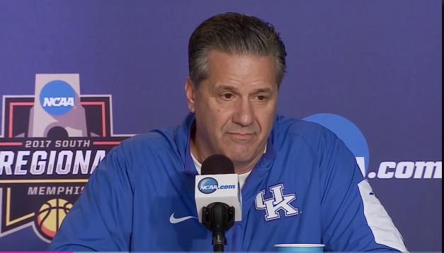 Coach Calipari reflects on his time in Memphis and his exit to Kentucky