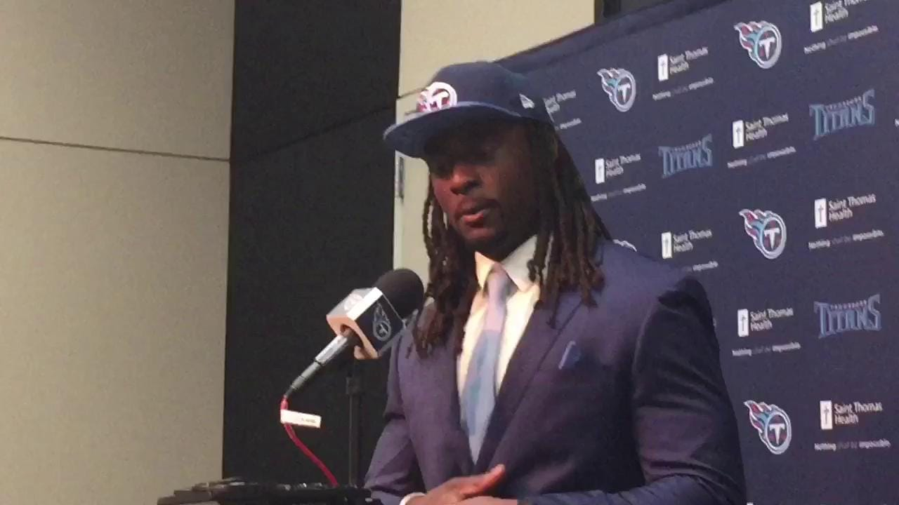 New Titan Johnathan Cyprien on losing with Jaguars