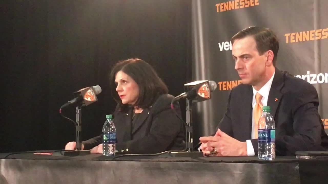 Chancellor Beverly Davenport on finding John Currie