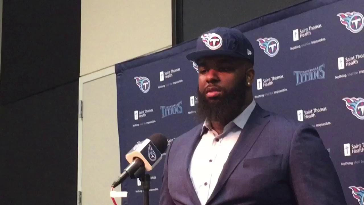 Sly Williams: Titans' win over Broncos left impression