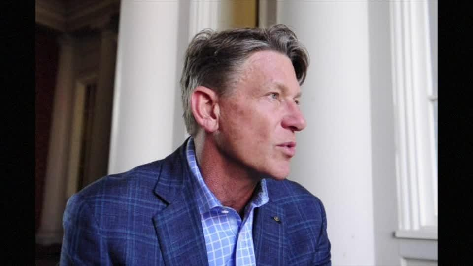 VIDEO: Randy Boyd speaks about run for governor