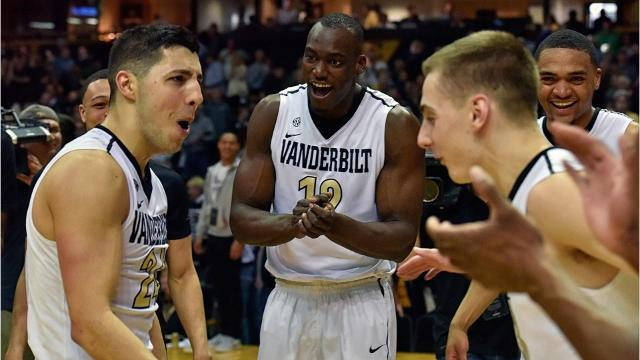 Meet Vanderbilt's NCAA tournament team