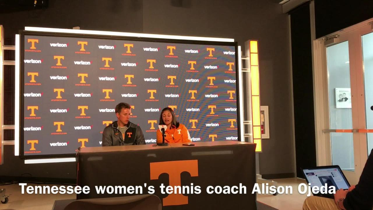 Tennessee coaches discuss new athletic director