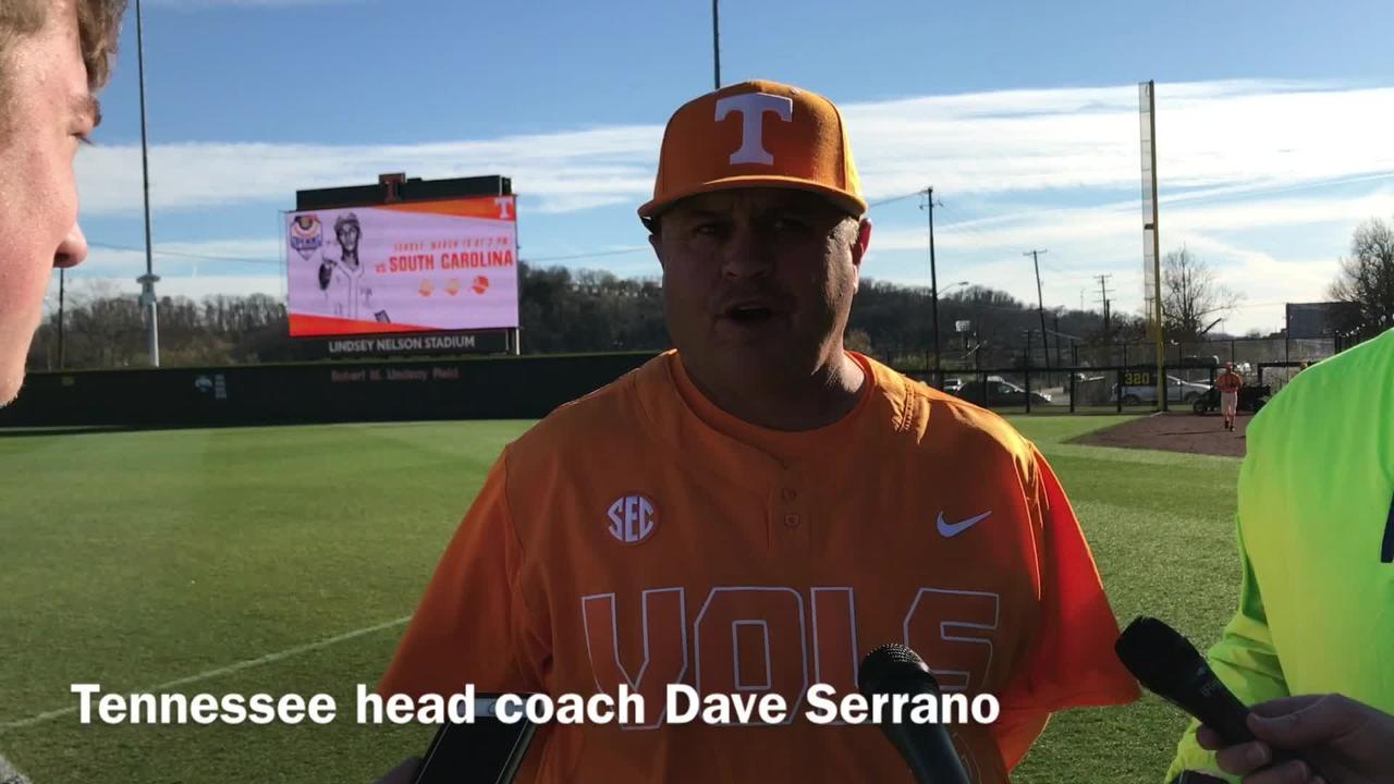 UT baseball drops series to South Carolina
