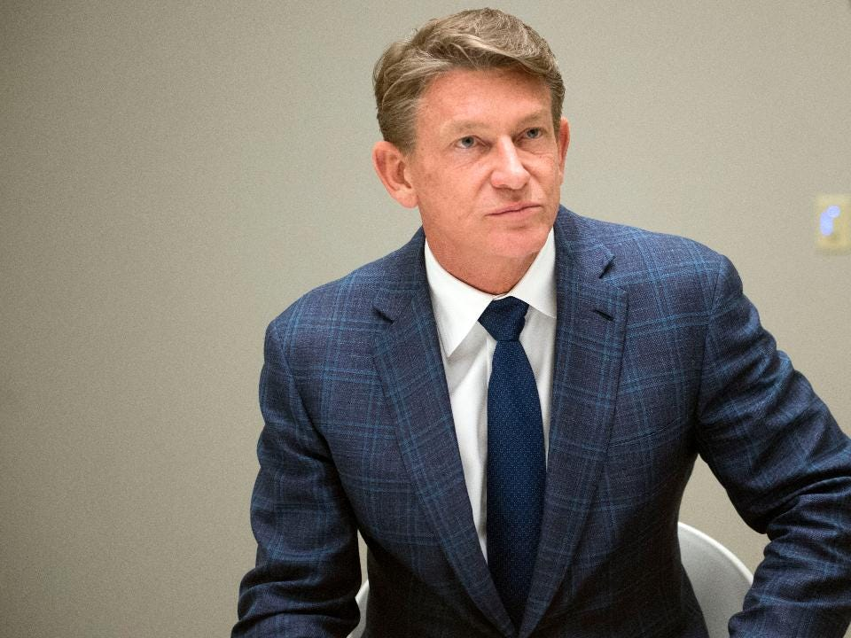 Randy Boyd announces his bid for governor