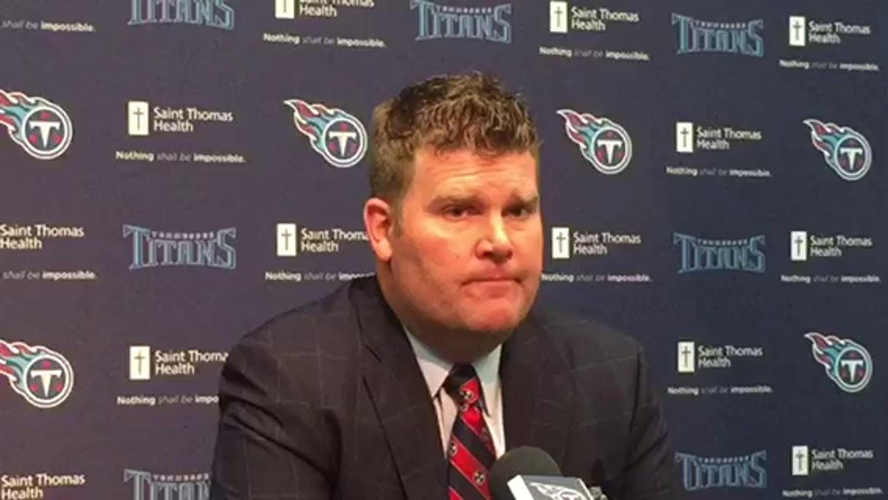 Titans' draft picks were under-recruited