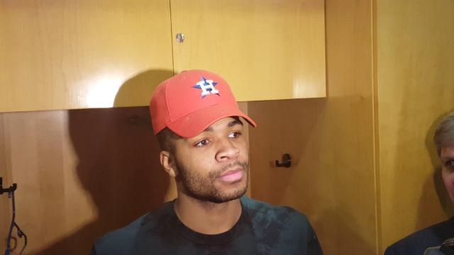 Andrew Harrison talks about contributing