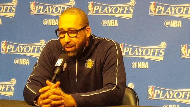 Griz coach Fizdale talks about team's mood before Game 6