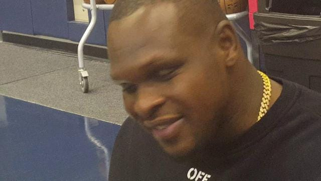 Zach Randolph's exit interview