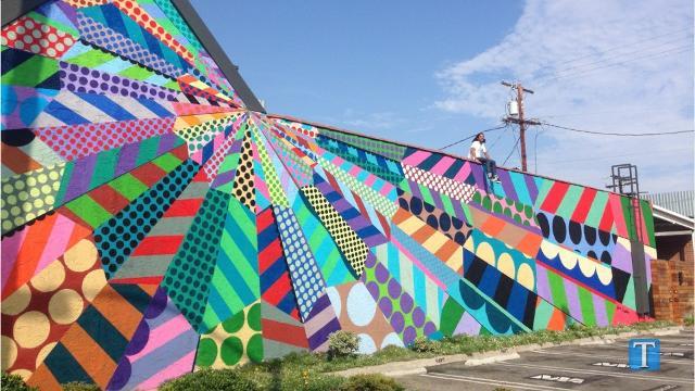 Emerging US street artists to paint Gulch murals