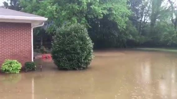 Flooding in Williamson County