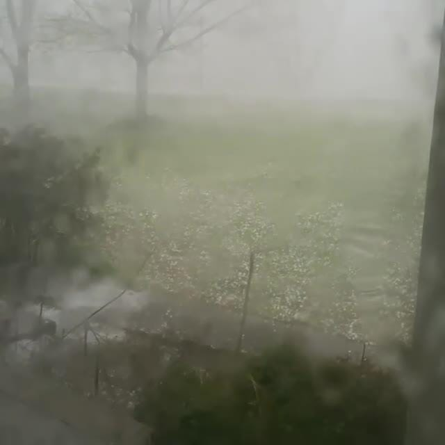 Severe weather at Old Stone Fort State Archaeological Park