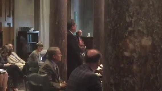 Sen. Mark Norris discusses IMPROVE Act on Senate floor