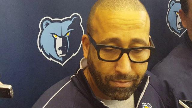 Griz coach Fizdale responds to fine