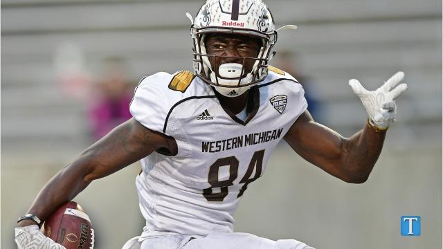Get to know Titans draft pick Corey Davis