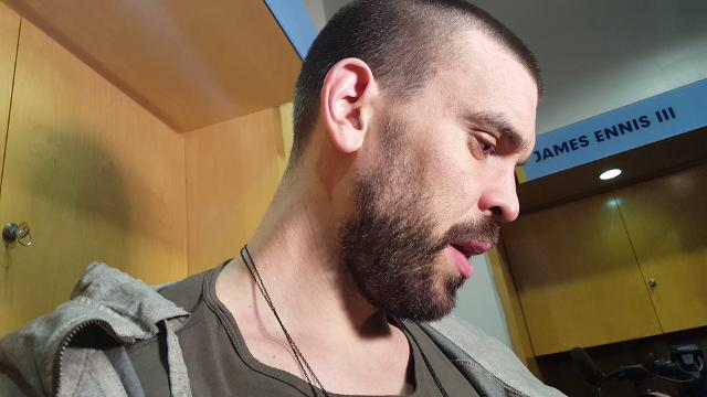 Marc Gasol after loss to Thunder