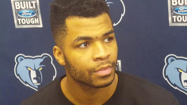 Andrew Harrison's exit interview