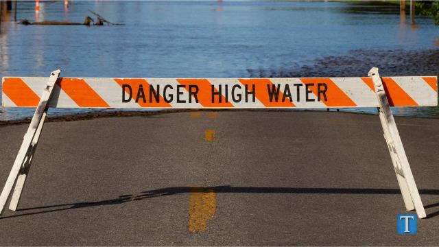 What to do in flooding conditions