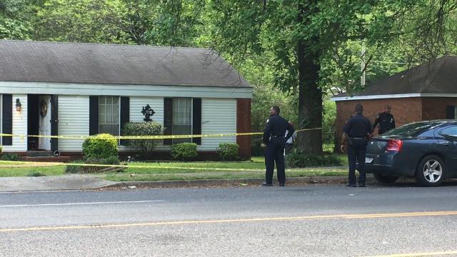 MPD investigate homicide in Whitehaven