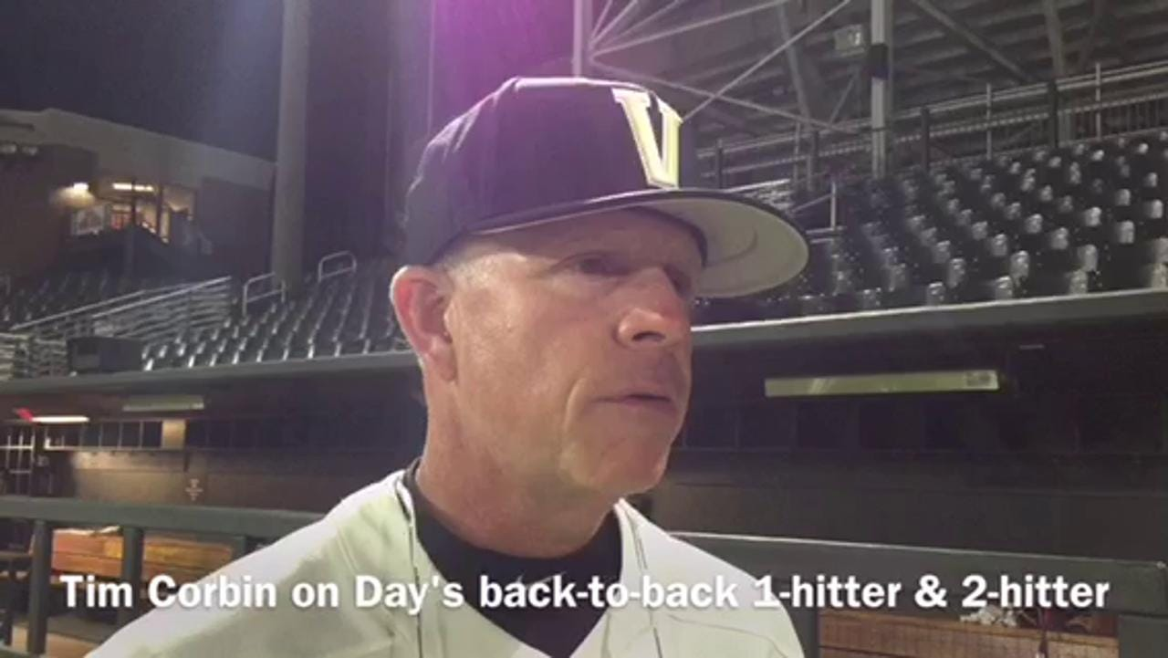 Chandler Day's 2-hitter after 1-hitter