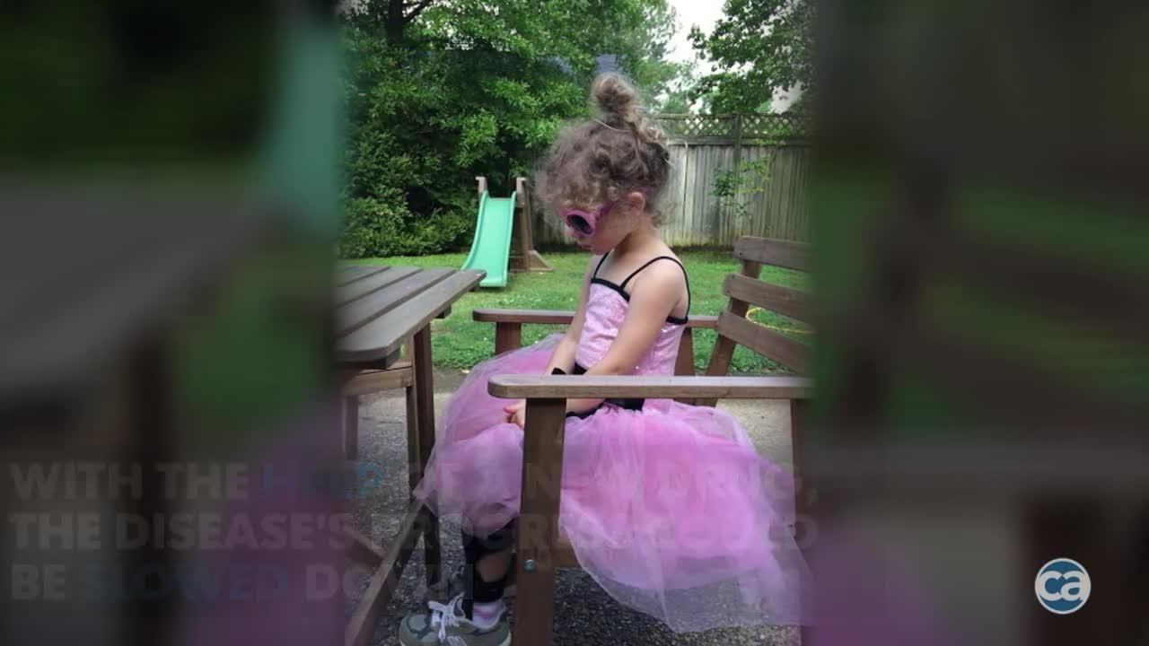 FDA action buoys Memphis family battling rare brain disease