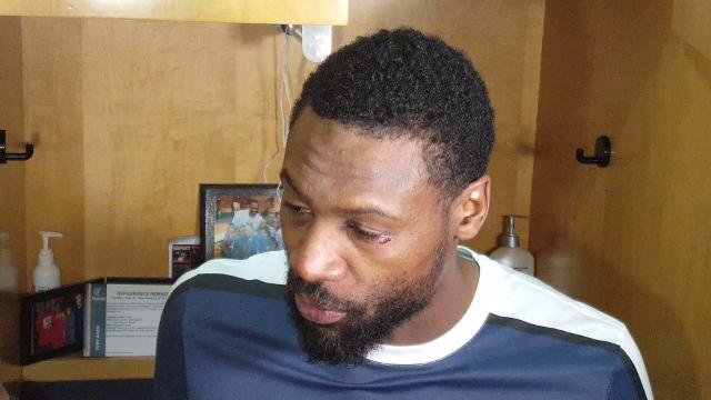 Tony Allen after loss to Thunder