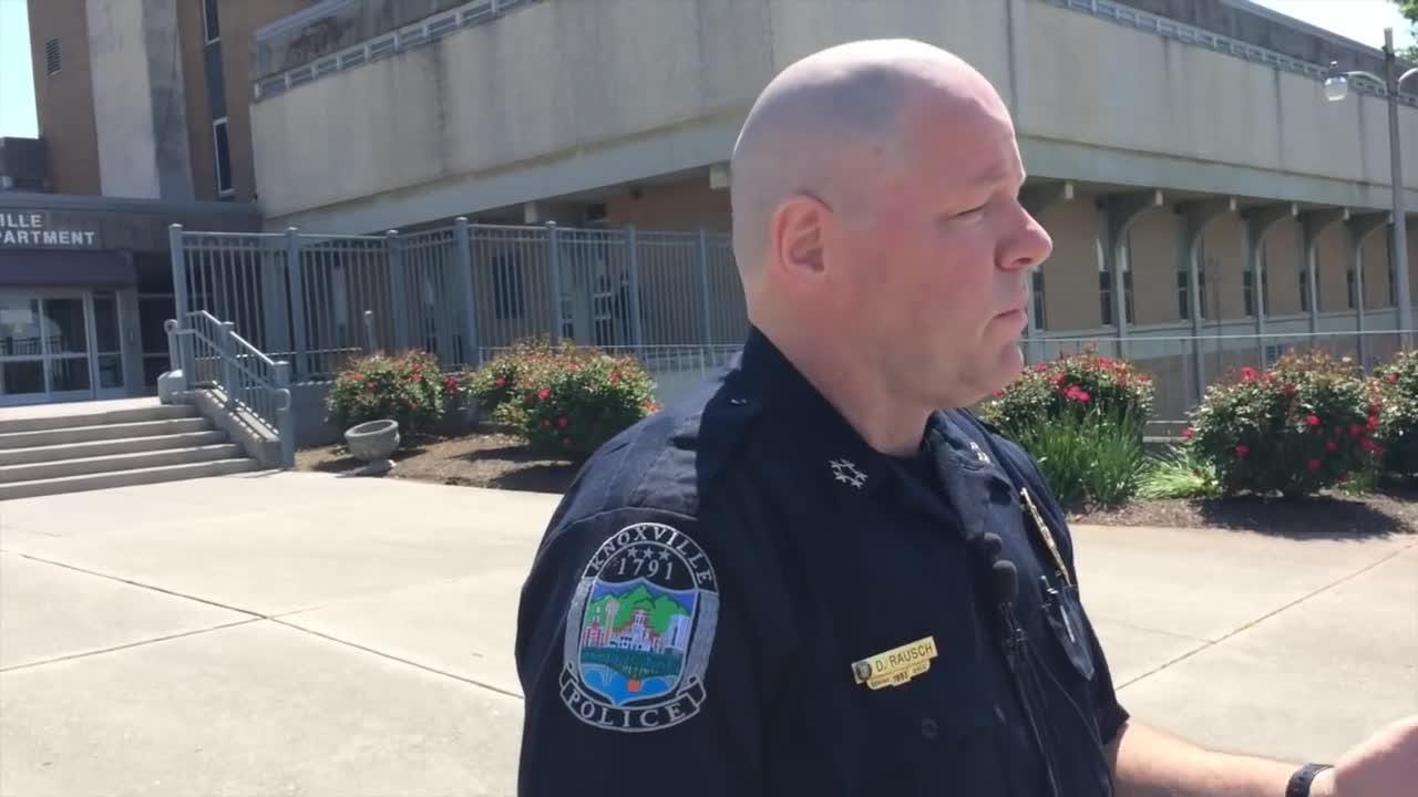 Knoxville police chief on Third Creek Greenway stabbing