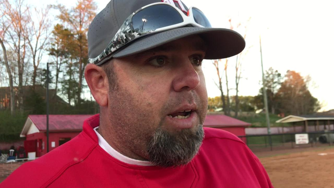 Halls Coach Gordon: We seem to go in spurts