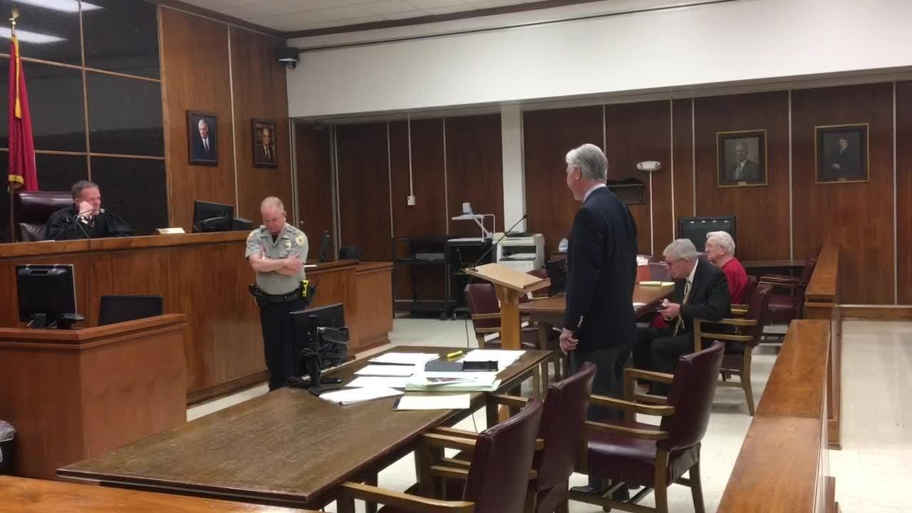 Judge sets date for Lee Cromwell civil trial