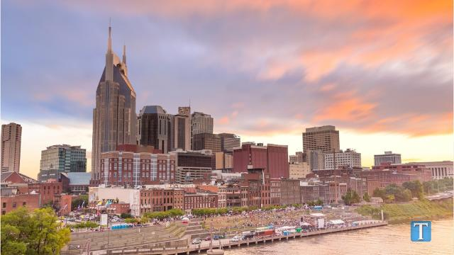 Nashville is still booming, and the pace hasn't slowed