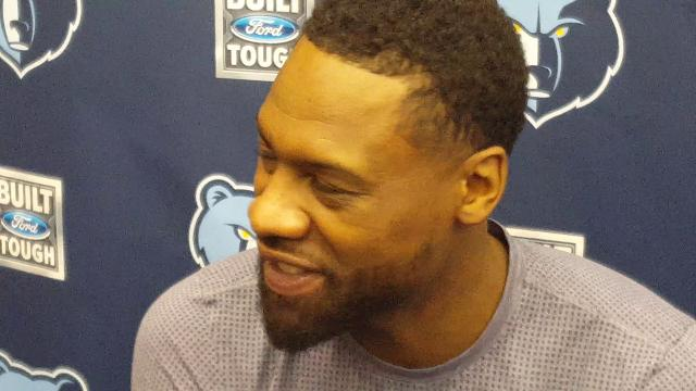 Tony Allen's exit interview